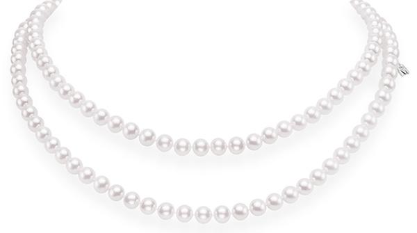 Mikimoto double strand