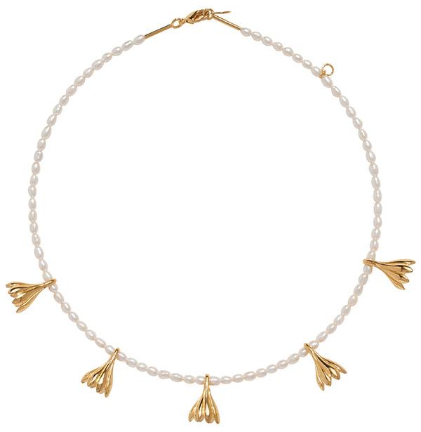 Pamela Love Anemone pearls