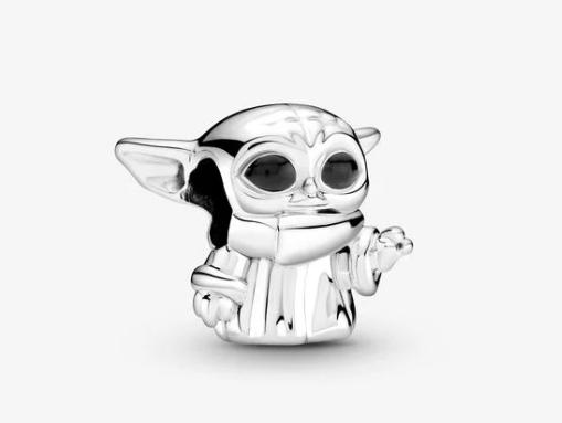 Pandora Star Wars The Child pendant