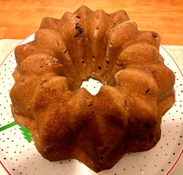Peggy Jo Donahue cake