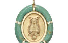 Retrouvai owl charm