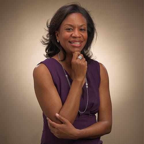 Sheryl Jones portrait