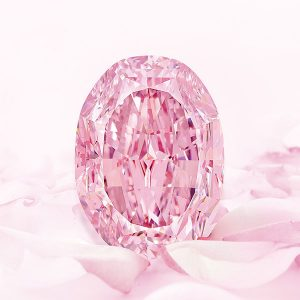 Spirit of the Rose pink diamond