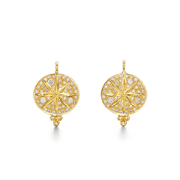Temple St Clair Sole earrings