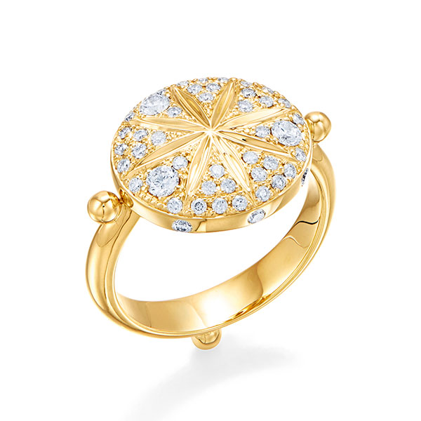 Temple St Clair Sole ring
