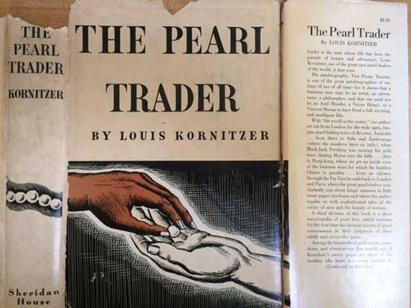 The Pearl Trader by Louis Kornitzer