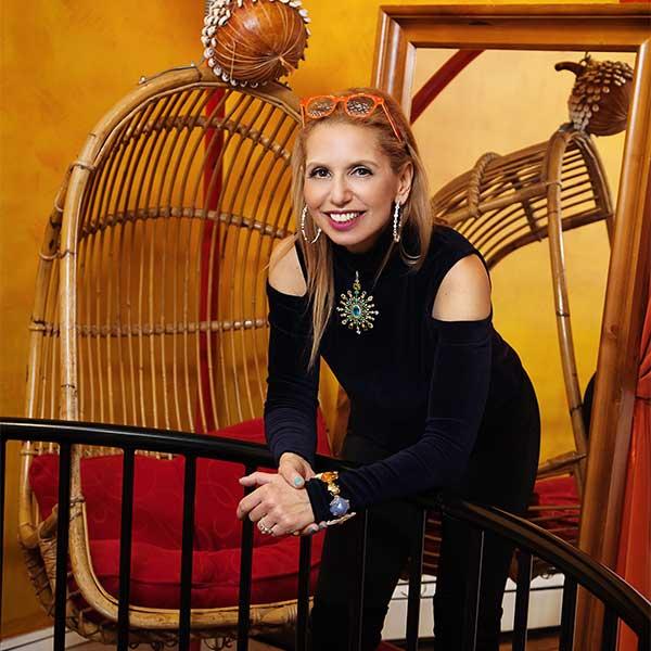 sharon khazzam portrait