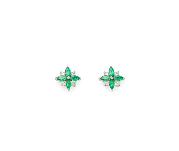 Access 79 emerald studs