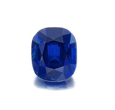 Bonhams Kashmir sapphire