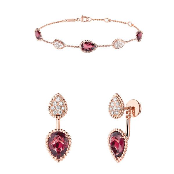 Boucheron Dongyu Zhou jewelry
