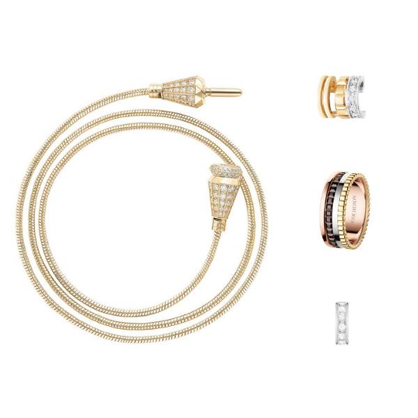 Boucheron Rola jewelry