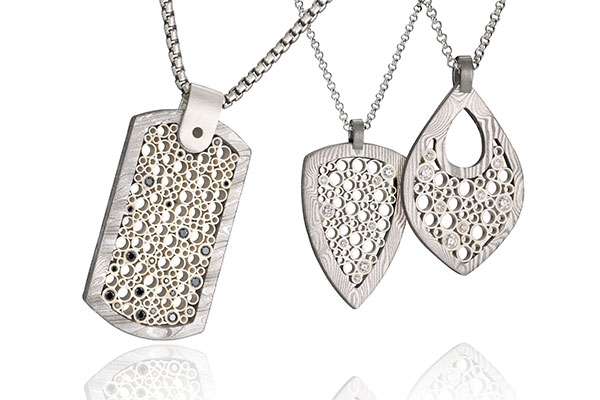 Chris Ploof Belle Brooke winter pendants