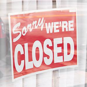 ClosedSign