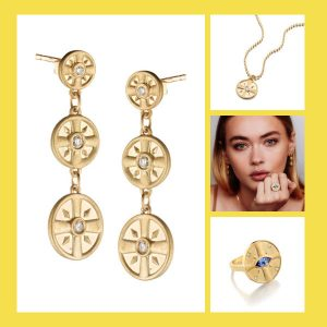 Elizabeth Moore eye of the sun collection