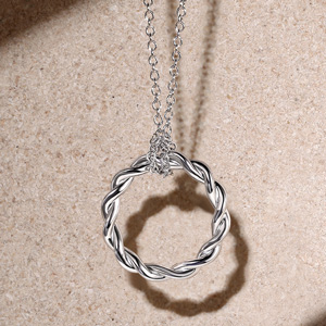 Gabriel and Co Stronger Together necklace