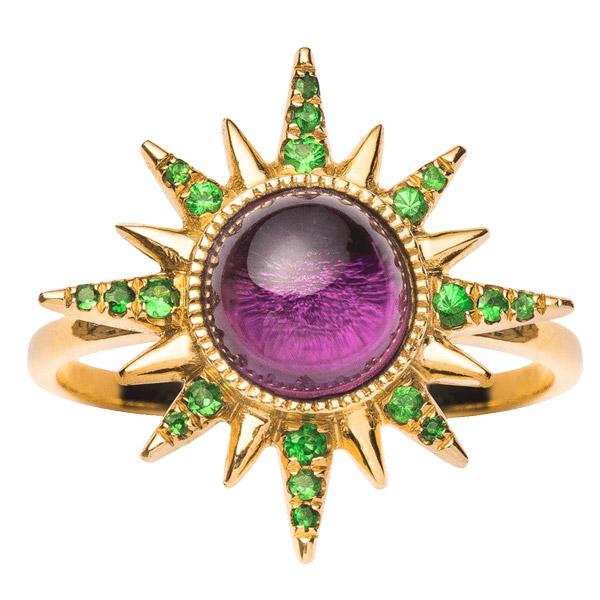 Jenny Dee Electra Maxima ring