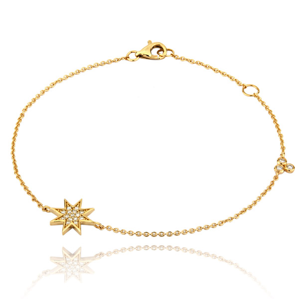 Lark Berry star bracelet