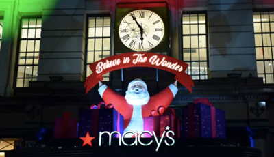 Macy's holiday 2020