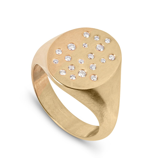 Matilde Celestial ring