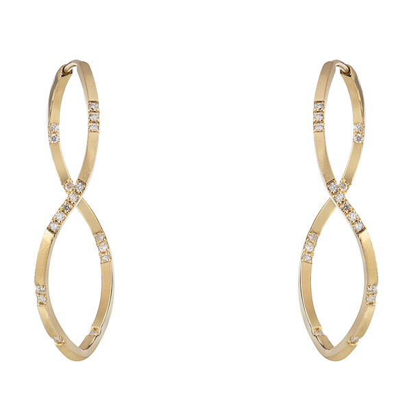 Matilde Everchanging hoop earrings