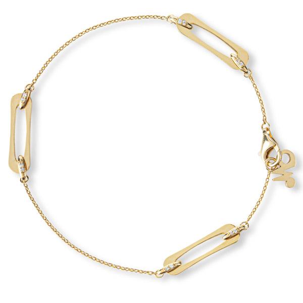Matilde Linked bracelet