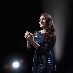 Sonya Yoncheva for Rolex