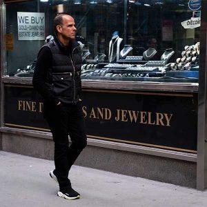 Street of Dreams NYC diamond district