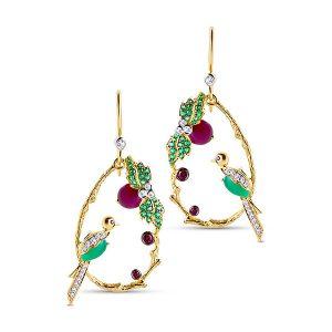 Zaabel earrings