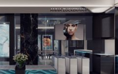 Anna Zuckerman Luxury flagship