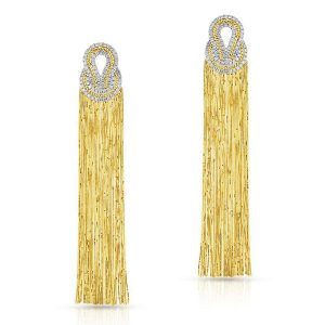 Anne Sisteron drop earrings
