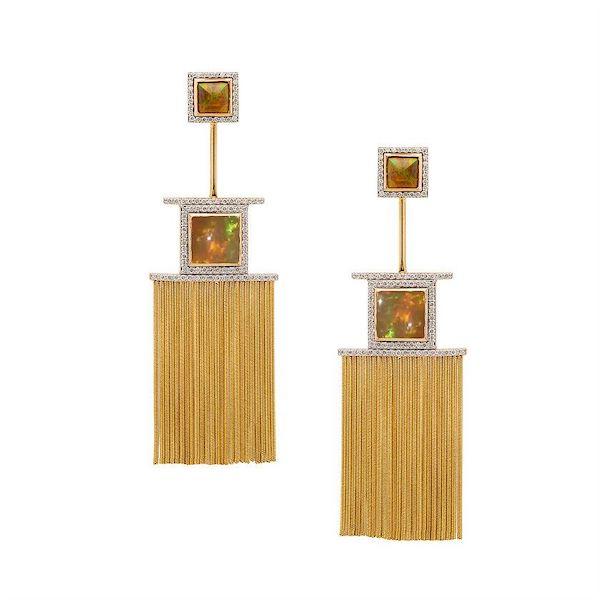 Arielle Ratner earrings