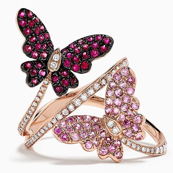 Effy butterfly ring