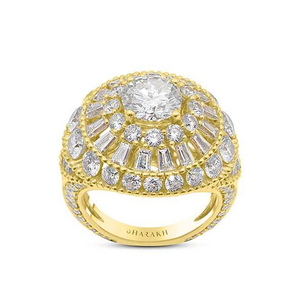 Harakh Sunlight grand ring