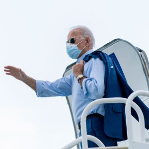 Joe Biden with watch
