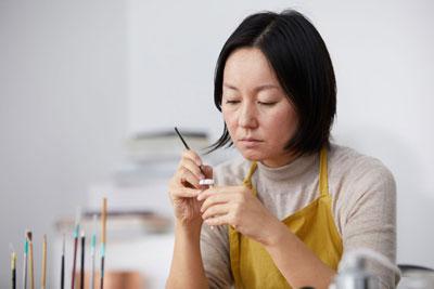 Kintsugi Artist for Pomellato