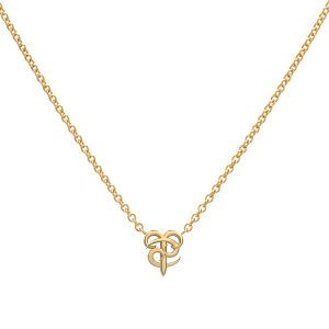 Starlust Aries Cancer necklace
