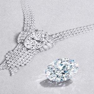 Tiffany 80 ct world's fair necklace