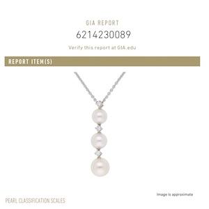 gia pearl report