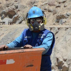 peru gold miner