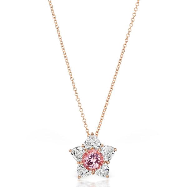 Alexia Connellan Princess of Hearts pendant