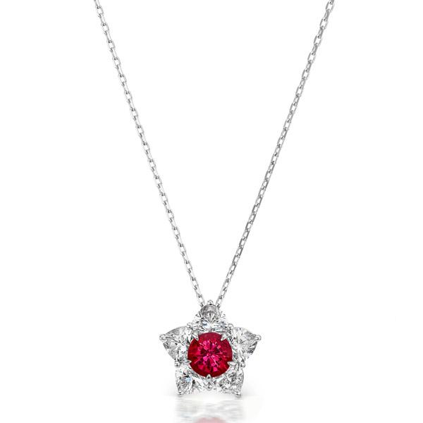 Alexia Connellan Queen of Hearts pendant