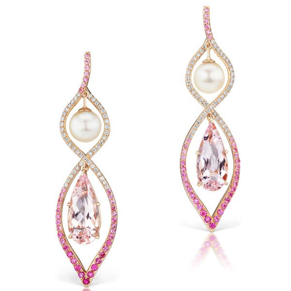 Alexia Connellan Spiral earrings