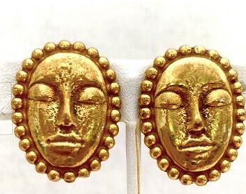 Bill Smith earrings