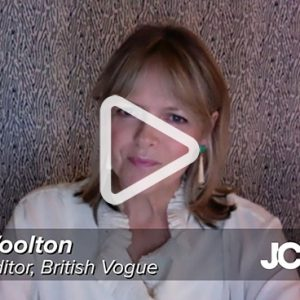 Carol Woolton British Vogue