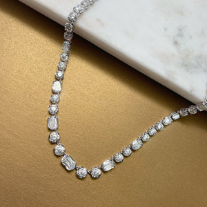Christopher Designs 40 anniversary necklace
