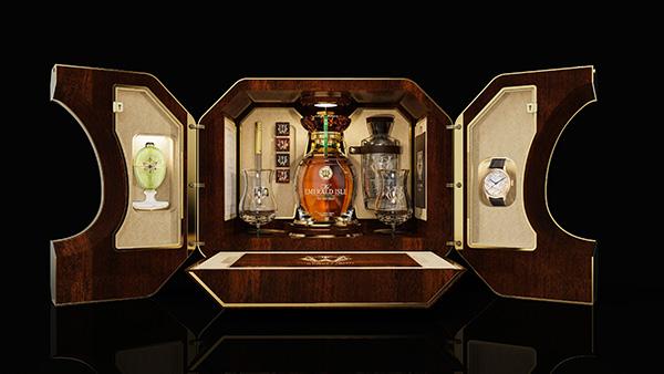 Faberge Craft Whiskey Box