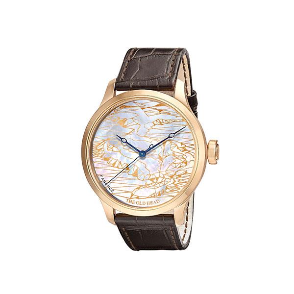 Faberge Emerald Isle altruist watch