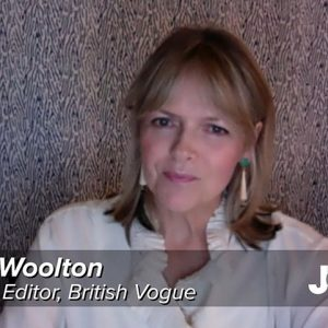 carol woolton on video conference