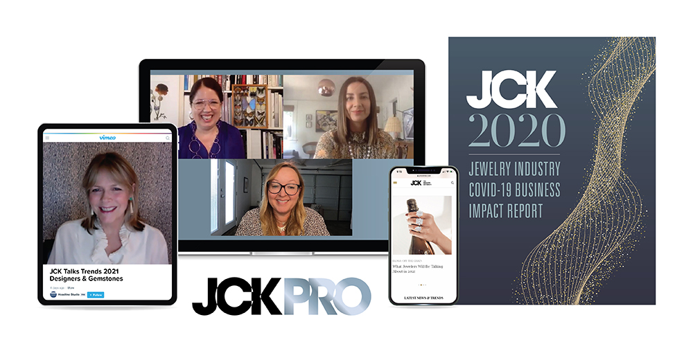 tablet laptop and phone screens with jck pro logo