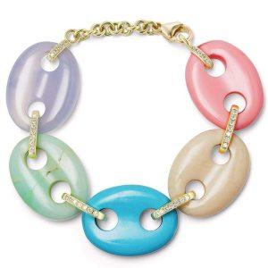 Jenna Blake pastel Mariner bracelet